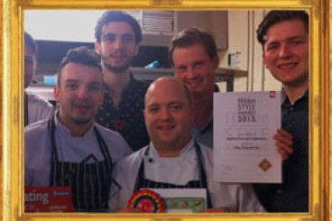 Michelin recognition and Village recognition!
